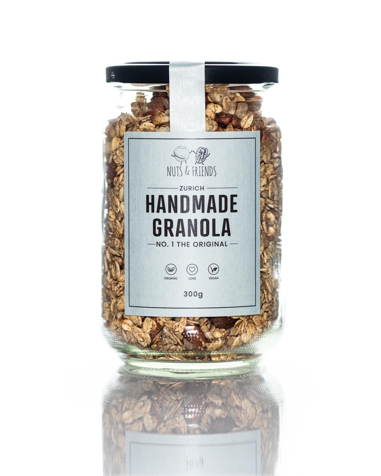 Granola bio fait maison THE ORIGINAL SET