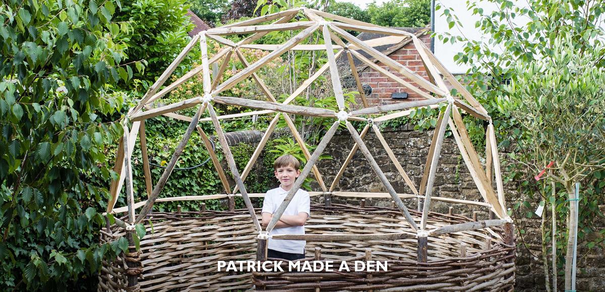 Outdoor Dome Kuppel DIY Set