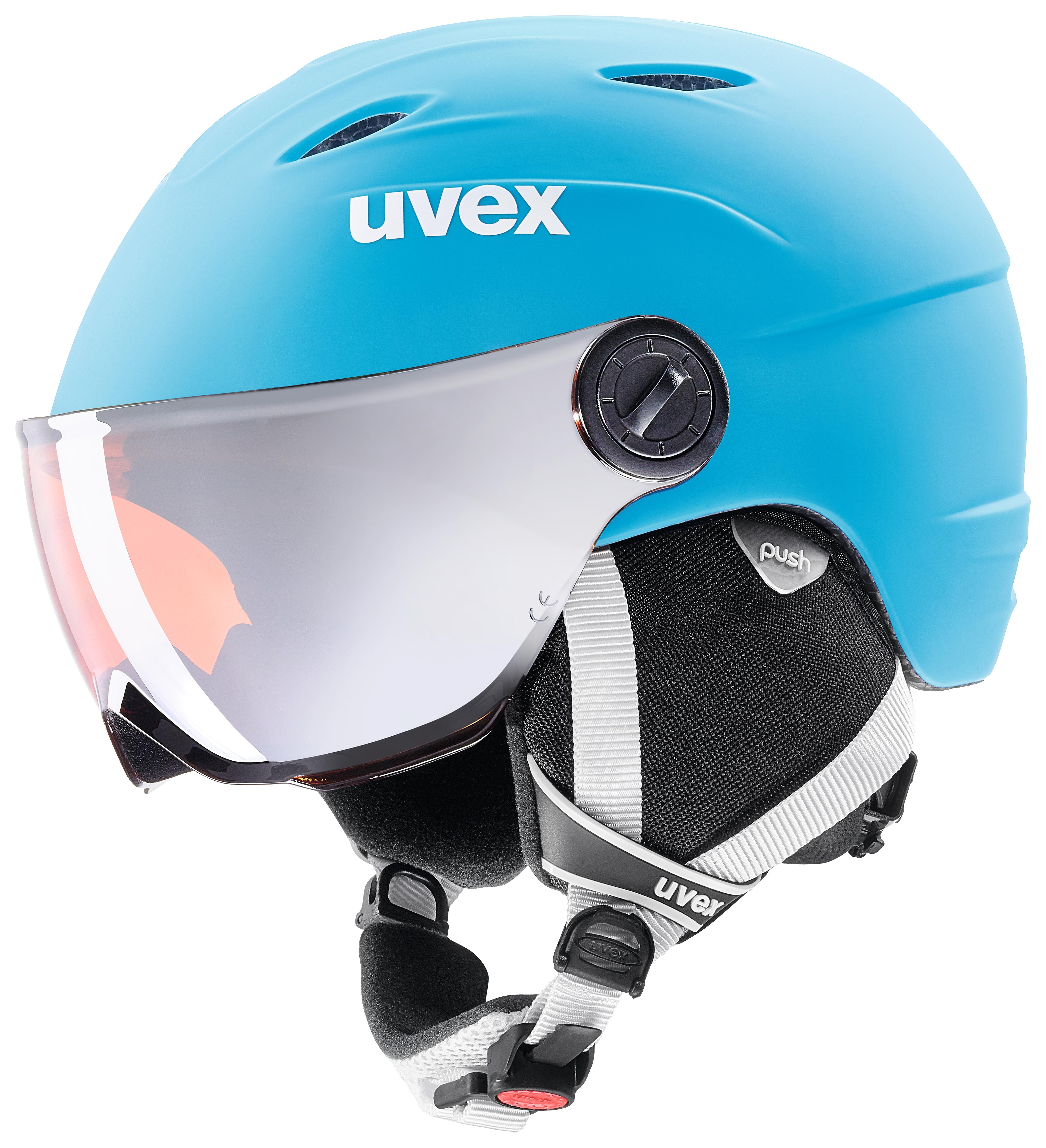 Casque de ski - Junior Visor Pro